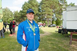 Rickard Brasar styrde Brudpigas dambåt till seger.