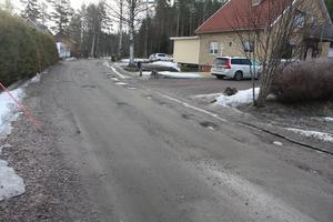 Södra Sjöbovägen. Foto: Jan Hedman