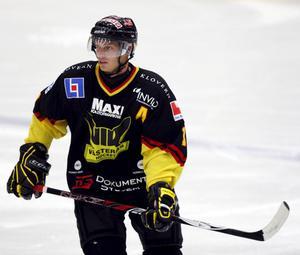 Andreas Lindh, VIK Hockey. FOTO: JONAS BILBERG/VLT ARKIV