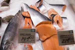 Aldrig mera norsk fisk, säger insändarskribenten. Foto: Terje Pedersen.