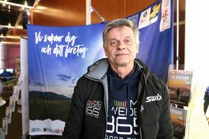 Sven-Åke Draxten är styrelseordförande för Mid Sweden 365 AB, bolaget bakom skidtunneln i Gällö.