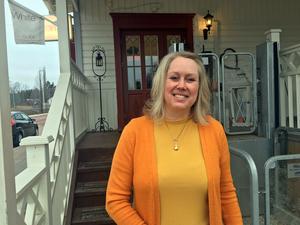 Maria Albertsson hoppas och tror att årets gala på Orrskogen även ska ge en stor behållning till forskningen.