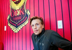 Bobo Sollander ligger bakom ÖFK:s donation till Bassestiftelsen.