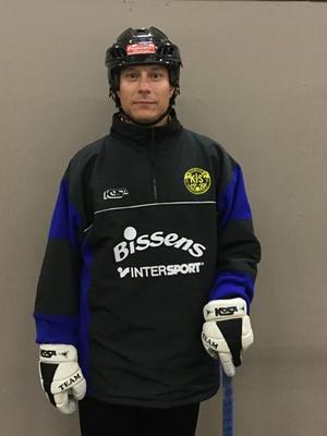 Anders Kvist, slutar som spelare, och kliver in som ny tränare i Köpings IS. Foto: Köpings IS