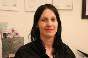 - Mitt tips till dem som söker är att börja söka tidigt, säger Annie Brandt, butikschef på ICA Supermarket Kryddan.