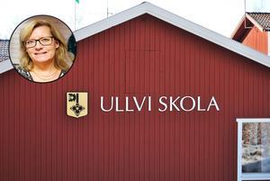 Ullvi skola blir F-3-skola enligt Leksands kommuns förvaltning.