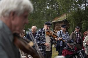 Under lördagen sjöd det av musik på Rafnasils kulturområde.