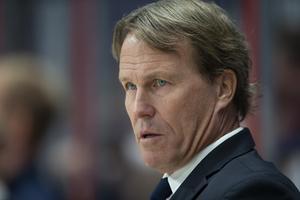 Förbundskaptenen Johan Garpenlöv. Bild: Bildbyrån