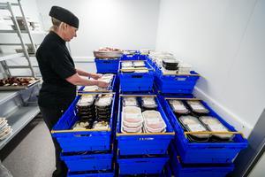Återinför matlådor till äldre i Ludvika. Det vill oppositionsrådet Lars Handegard (V) och han parti.