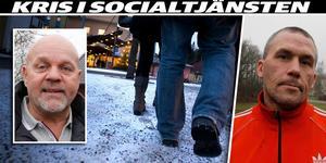 Socialens sparpaket ifrågasätts av Råbystallets Patrik Thorsell.
