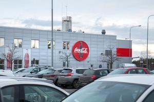 Förra året firade Coca-Cola 20 år i Jordbro. Företaget har haft sitt svenska huvudkontor där sedan 1998.