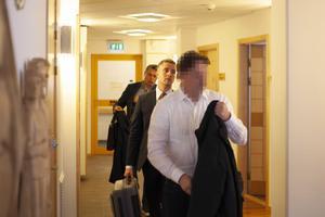 Sollefteåbon har i polisförhör talat om en spansk man som hjälpt honom skaffa utländsk arbetskraft. Samma man ska ha varit arbetsledare på Stadsdel Norr från 2013 och fram till 2017.