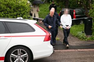 Under andra rättegångsdagen vittnade svärmodern till den misstänkte om det våld hon bevittnade under mordnatten.