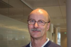 Göran Sundström, ordförande för Västerås handel, spår att julhandeln brakar loss ordentligt till kommande helg.