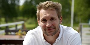 Niclas Bergfors.