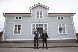 Norrtullsgatan 6 var den första fastigheten som Östhu köpte 2016.