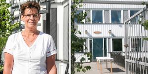Framtiden är osäker för Christina Forsbergs friskola Binomen i Ösmo.