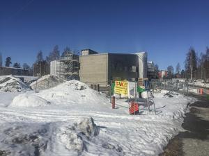 Nu går det att bilda sig en viss bild om hur nya skolan i Marnäs kommer att se ut. Inflyttningen ligger dock cirka nio månader framåt i tiden.