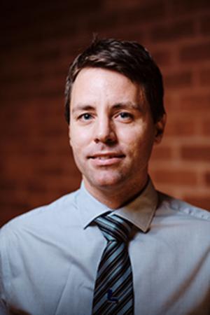 Robert Beronius, liberalt kommunalråd. Foto: John Guthed