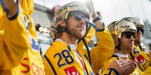 Elias Lindholm har tackat ja till spel i VM. Bild: Bildbyrån