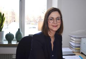 Madeleine Tell möter många företagare i sitt arbete som advokat och konkursförvaltare.