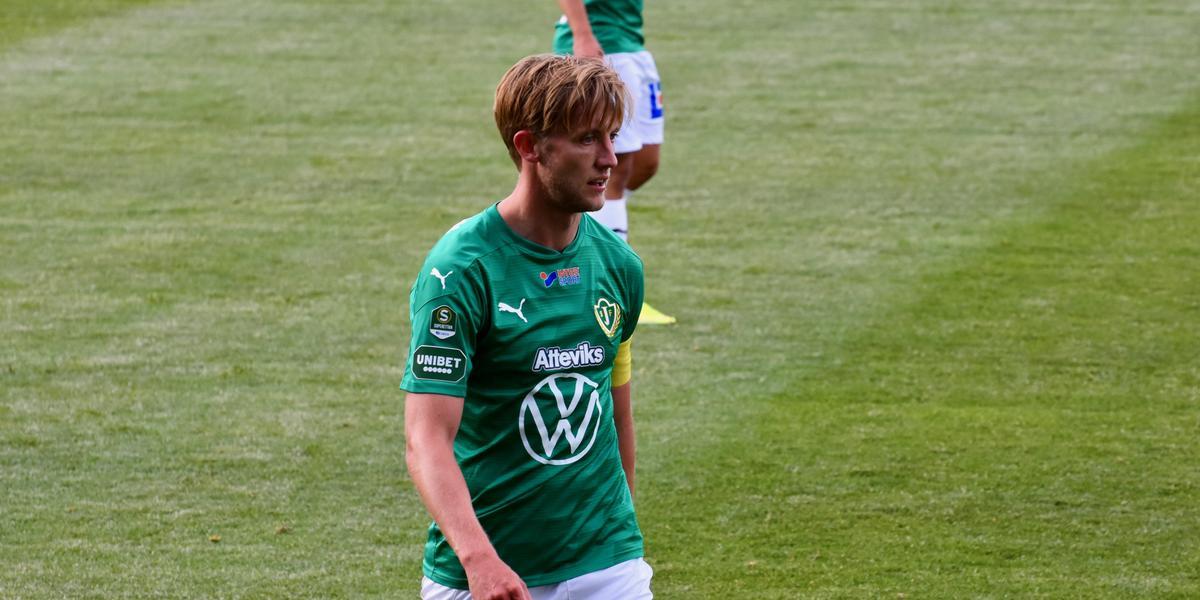 "Jesper Svensson om frisparksmålet: ""Jag provar så får vi se"""