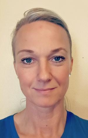 Marie Sundman, Säters IF, är damtreans bästa spelare i maj månad. Foto: Privat