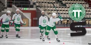 Inför fredagens match mot Sandviken stod skyttet som så många gånger tidigare i fokus på träningen.