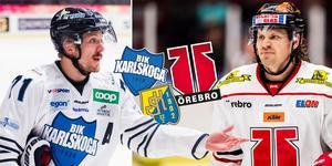 Carl Berglund mot Stefan Warg, det blir verklighet 14 augusti när lagen brakar samman i Sportens livesändning.