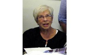 Iris Carlsson-Rustas, ordförande i socialnämnden.