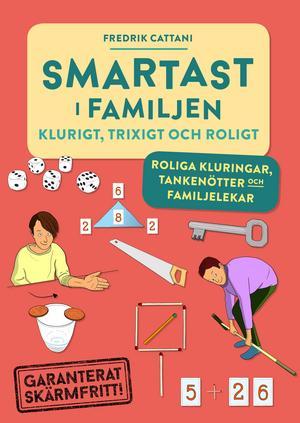Fredrik Cattani är nu aktuell med den tredje boken i serien