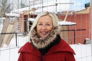 Lena Jansson, rektor på Mariaskolan. Bild: Anders Jansson/arkiv