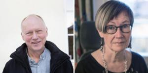 Socialdemokraterna Lars Jerdén och Barbro Ödlund kritiserar Faluns politiska ledning och vill att diskussionen om en förändrad äldrevård ska börja redan idag.