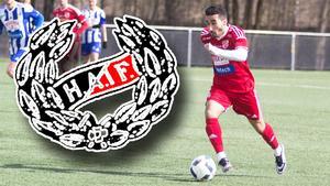 Balen Nouri har tidigare spelat i Sala FF. Nu gör han succé i lokalkonkurrenten Heby AIF. Foto: Arkiv