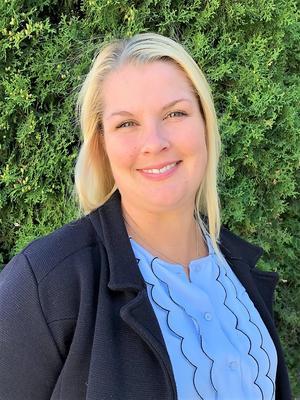 Lise Ohlin är projektledare för det nya vård- och omsorgsboendet i Kumla.