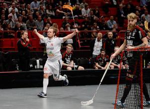 Mikael Karlsson, här under SM-finalen  för Linköping 2015.