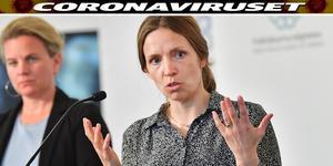 Sara Byfors, Folkhälsomyndigheten