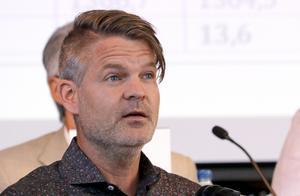 Markus Lundin (KD).