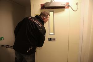 En helt egen hiss.
