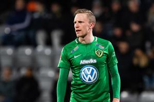 Joakim Karlsson som är från Orrefors flyttar tillbaka till de östra delarna av Småland.