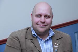 Erik Eriksson Neu (S), utbildningsutskottets ordförande i Nordanstig.