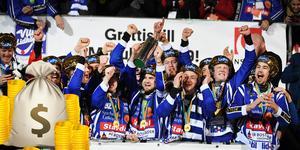 SM-guld – men till vilket pris? Bild: Fredrik Sandberg / TT