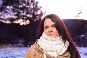 Annika Lindström Staf är besviken på privatiseringen av hemtjänsten i Nordanstig.