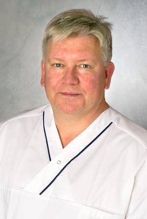 Mats Dreifaldt, verksamhetschef på kärl-thoraxkliniken, USÖ. Foto: USÖ
