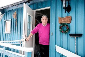 Nizze trivs allra bäst hemma i Roten, på gränsen mellan Medelpad och Ångermanland.