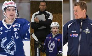 Det är många lokala tränarnamn som skulle kunna vara aktuella för Köping Hockey.