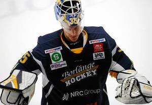Borlänges nummer 35 har hittills skött sin uppgift fint.