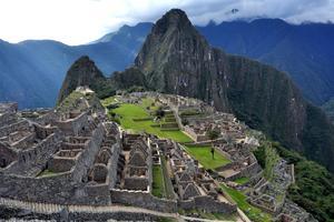 Machu Picchu - ett av svenskarnas drömresmål.