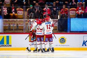 Modo fick jubla för åttonde matchen i rad. Bild: Pär Olert/Bildbyrån