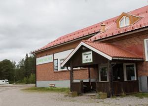 Det Folkets hus som var flyktingförläggning under andra världskriget finns inte kvar längre men på samma plats finns i dag Korpenhuset.